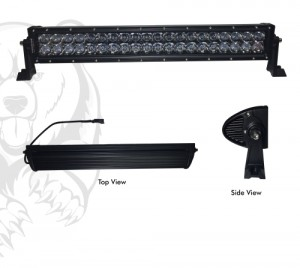 Double Row LED Light Bars