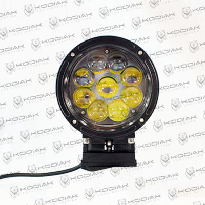"7"" Round LED Light"