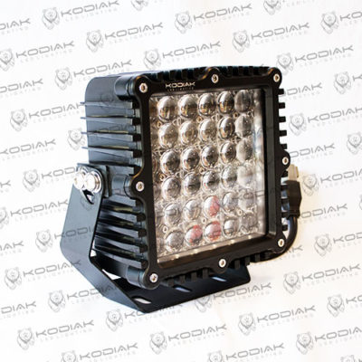 "9""x9"" square 4D 360 watt LED Light"