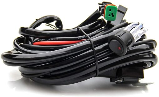 Plug and Play DT-1 Harness (Single Output)