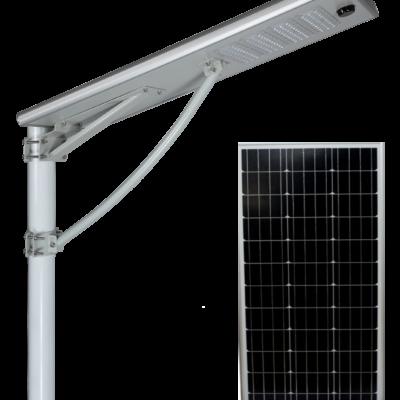 30w solar integrated area light