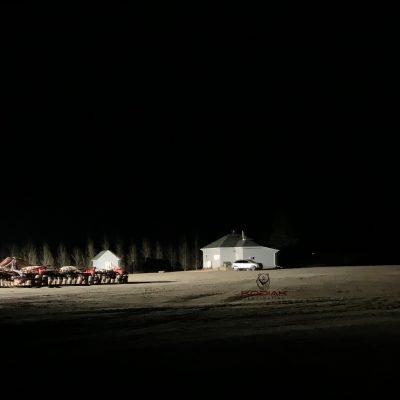 150W Outdoor yard/shoebox light