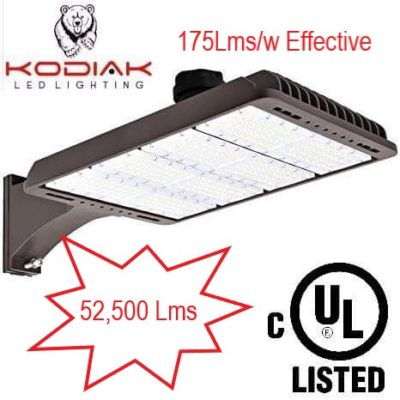 300W Outdoor Yard/Shoebox Light
